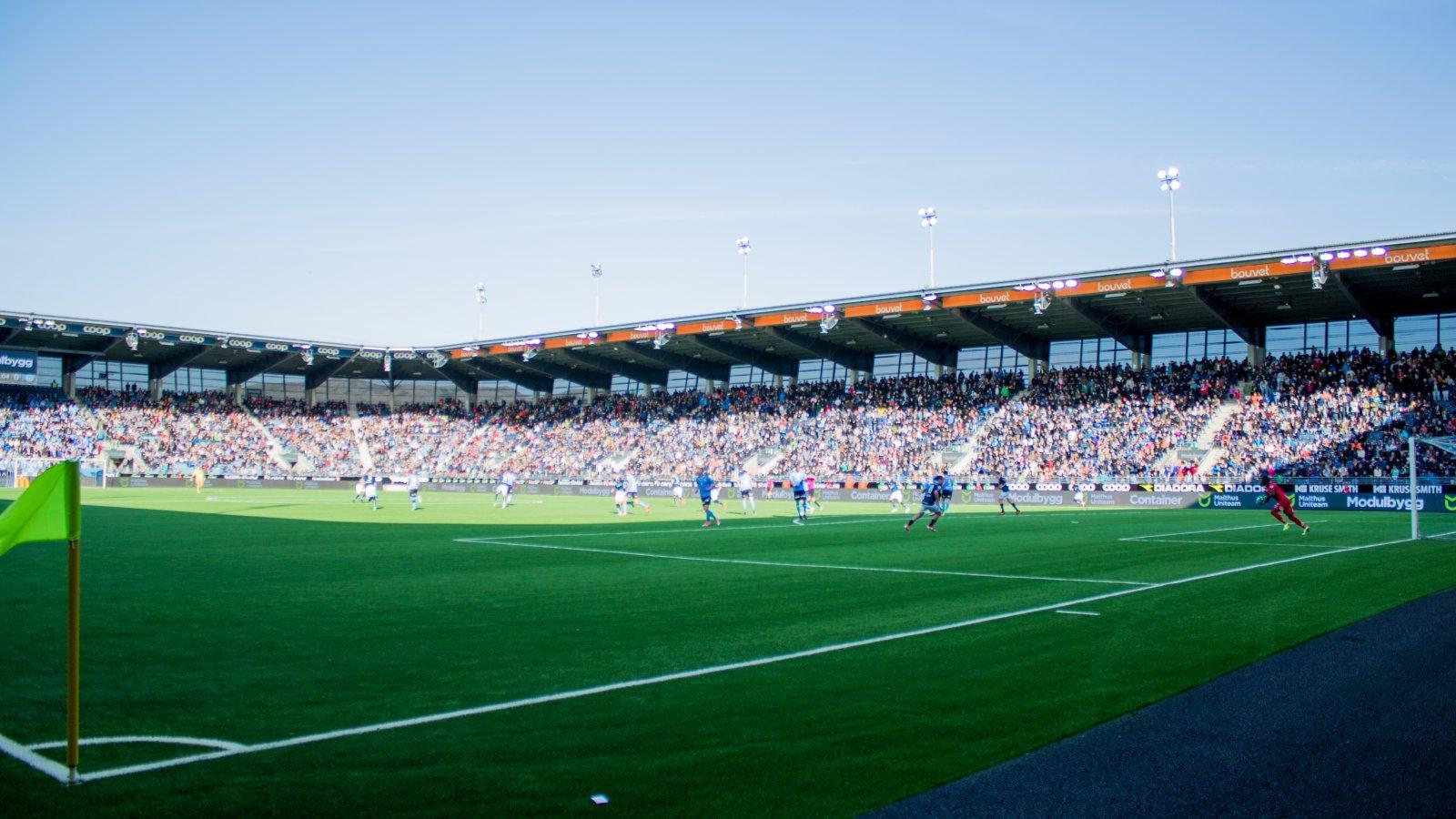 Viking - Sandnes Ulf, SR-Bank Arena. Foto: Sander Selsvik Jacobsen