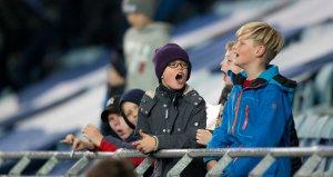 Viking - Sarpsborg 08. Publikum.  Foto: Tore Fjermestad