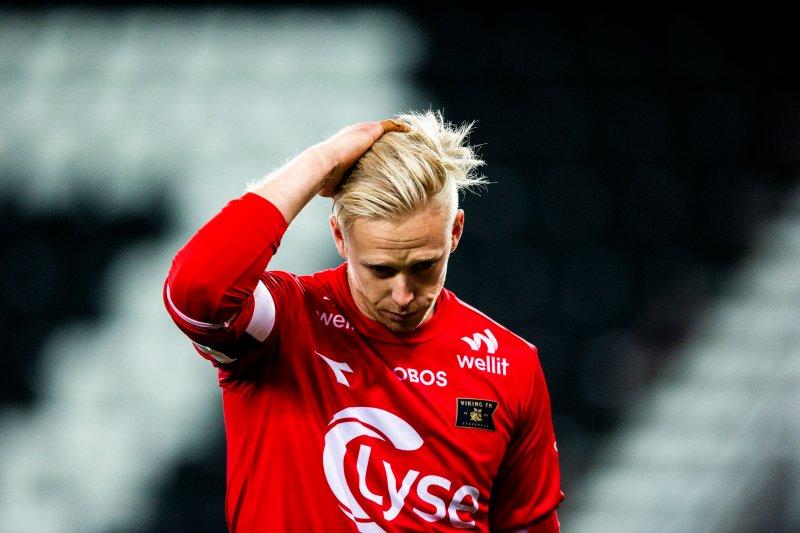 Nå gjelder det å riste av seg skuffelsen. Søndag venter Rosenborg og nye poeng ligger i potten. Foto: Trond Reidar Teigen / NTB