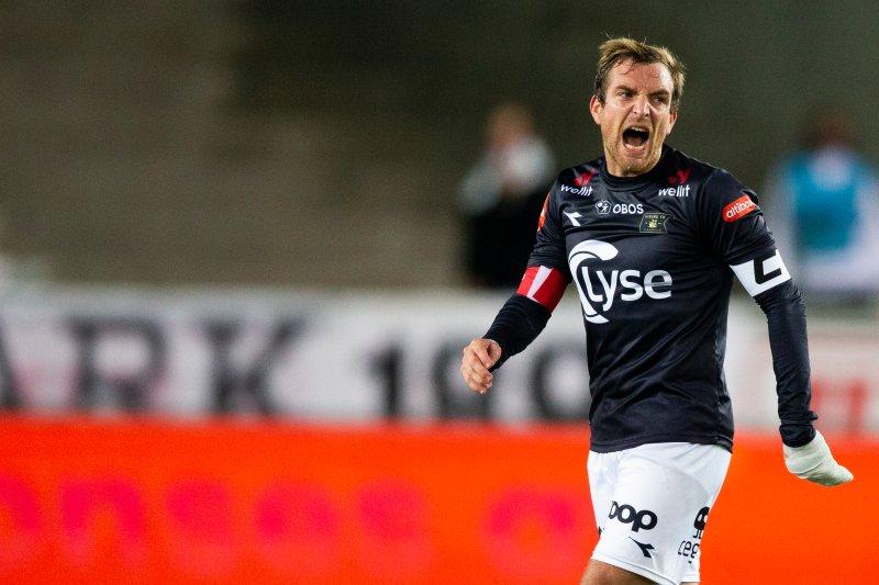 Kristoffer Lie Løkberg var ikke fornøyd med det som ble vist i første omgang. Foto: Trond Reidar Teigen / NTB