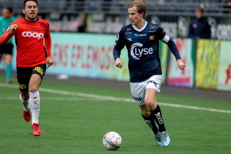 I 2018 spilte han alt frem til en skade satte ham på sidelinjen. Foto: Carina Johansen / NTB Scanpix