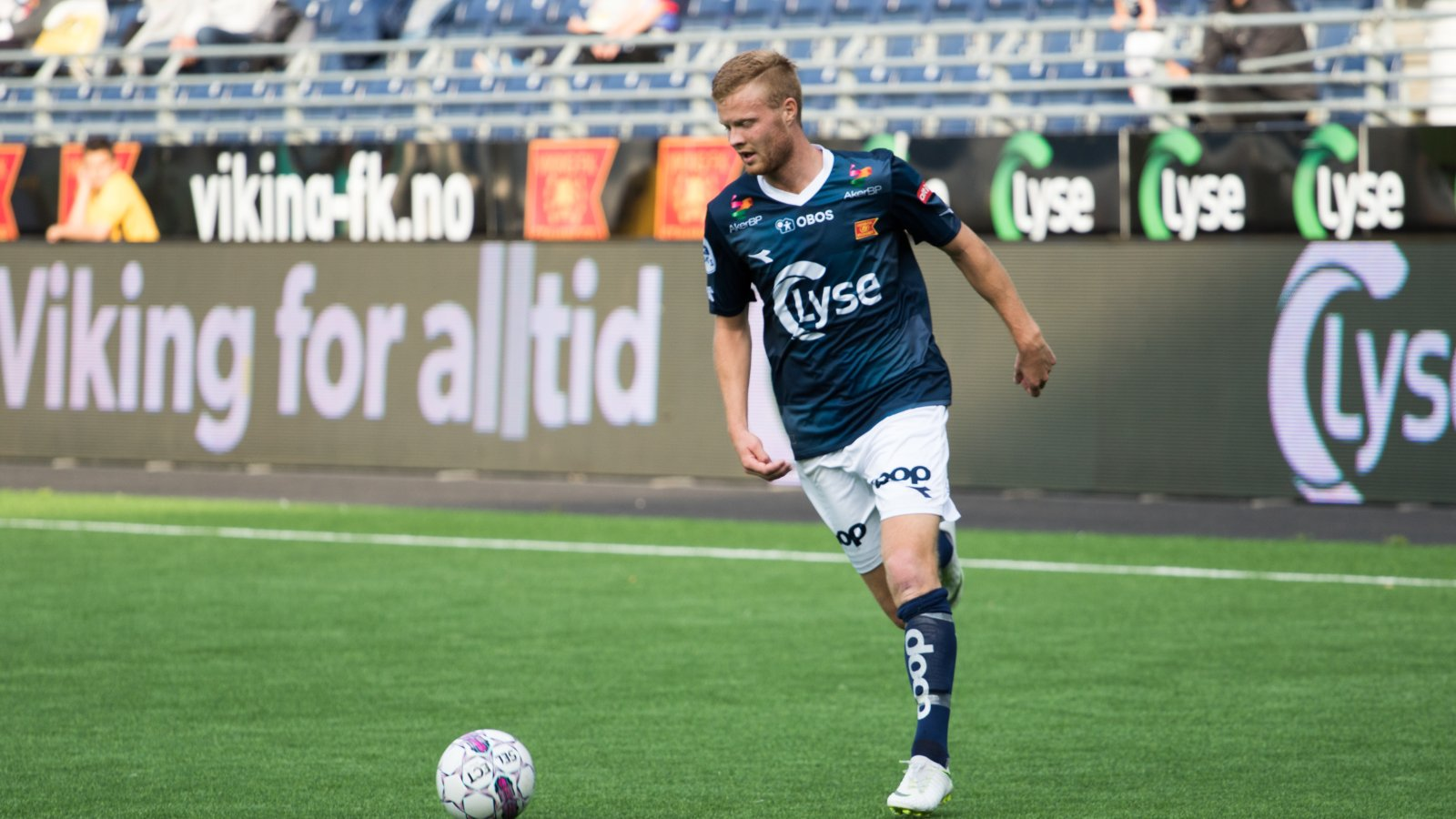 Viking - Levanger, Even Østensen. Foto: Sander Selsvik Jacobsen