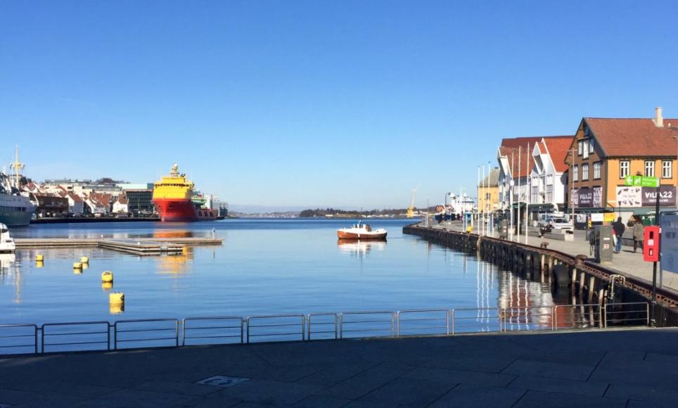 Stavanger City 1